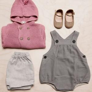 Zara sort une nouvelle collection pour bébés