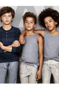 David Beckham lance sa collection pour enfants avec H&M