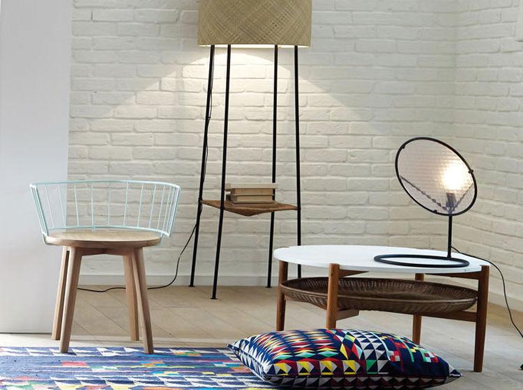 Nouvelle collection la redoute x gallery s bensimon - La redoute bensimon meubles ...