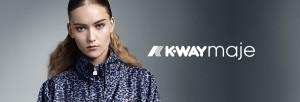 La collection Maje x Kway est disponible