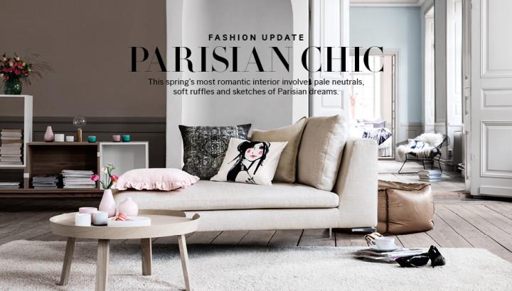 les collections h m home arrivent en france. Black Bedroom Furniture Sets. Home Design Ideas