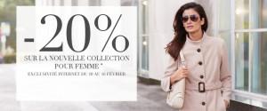 Promotion sur la nouvelle collection Marks and Spencer
