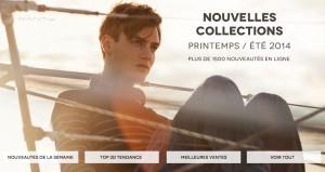 Plus de 100 nouvelles collections de marques Homme chez Menlook