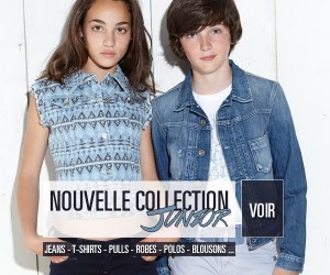 Nouvelle collection Printemps Ete Teddy Smith Junior