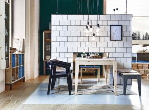 Nornäs, la nouvelle collection de meubles Ikea