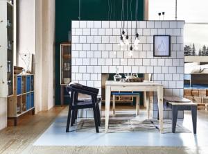 Nornäs, la nouvelle collection de meubles Ikea