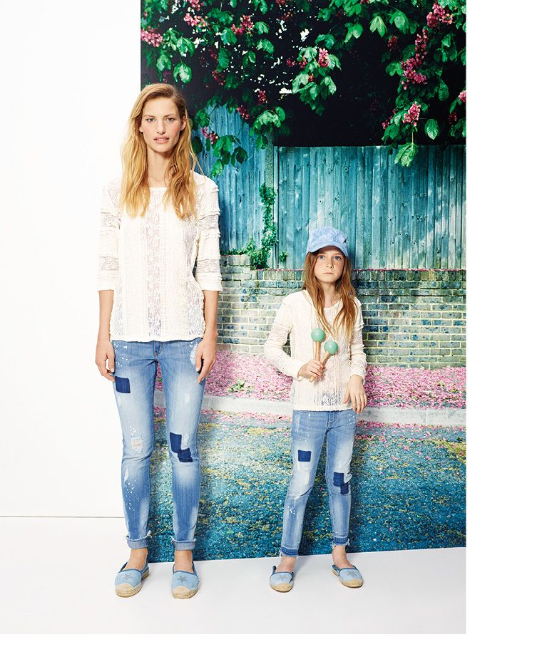 nouvelle collection mango  kids