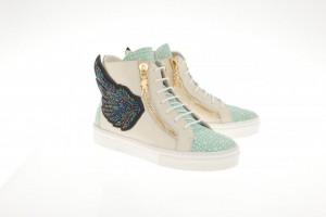 Une collection de sneakers signée Marion Bartoli et Musette