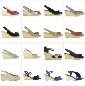 Nouvelle collection de chaussures Besson