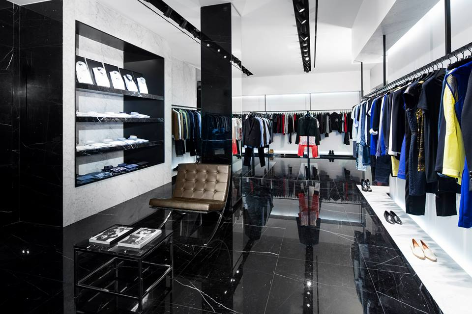 nouvelle boutique the kooples marseille. Black Bedroom Furniture Sets. Home Design Ideas