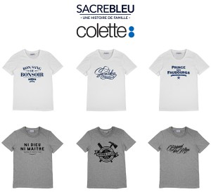 La collection Sacrebleu chez Colette