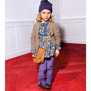 Une collection enfants Bleu comme Gris pour La Redoute