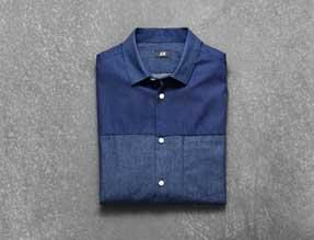 blue-shirt-folded