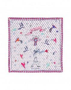 Nouvelle collection de foulards Ines de la Fressange Paris Automne / Hiver 2014