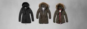 Coat Collection Abercrombie : au chaud !
