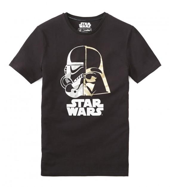 Bientôt une collection Star Wars Celio