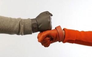 Nouvelle collection de gants Hermès : shake it baby !