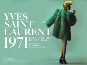Yves Saint Laurent 1971 : retour sur une collection scandale