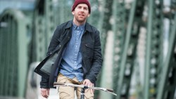 Levi's Commuter : la collection pour cyclistes urbains