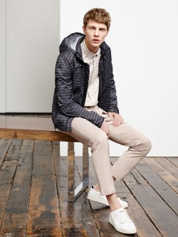 Le lookbook de la nouvelle collection Zara Homme Printemps 2015