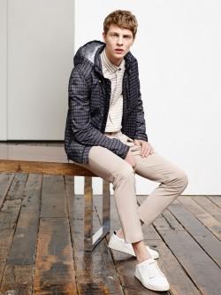 Le lookbook de la nouvelle collection Zara Homme Printemps 2015