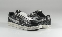 Converse All star con borchie e teschi