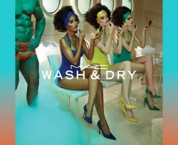 Nouvelle collection M•A•C Wash & Dry