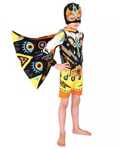 Première collection de pyjamas / déguisements pour Kid Them All