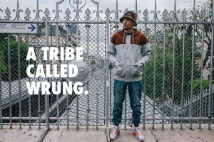 Le lookbook de la nouvelle collection Wrung