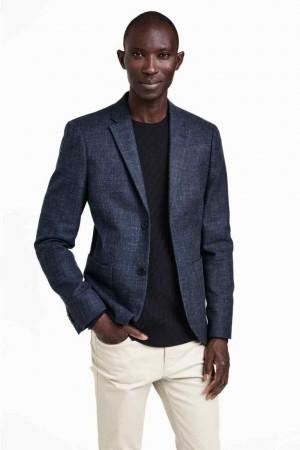 Blazer en laine mélangée | H&M