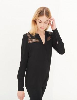 Elpy – Tops & Chemises – Sandro-paris.com