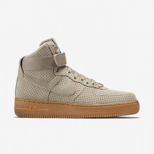 Nike Air Force 1 High Suede – Chaussure pour Femme. Nike Store FR