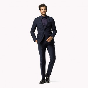 Rebel Steel Costume Slim Fit | Boutique officielle Tommy Hilfiger