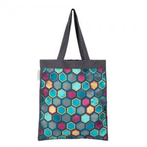 Sac HONEY Bleu et Rouge 35×40 cm – Accessoires – Madura