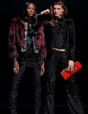 Toutes les photos de la collection Femme Balmain H&M