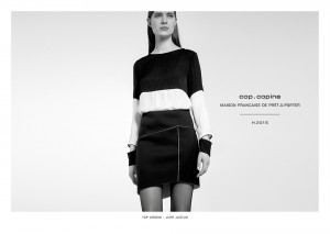 Lookbook de la nouvelle collection Cop.Copine