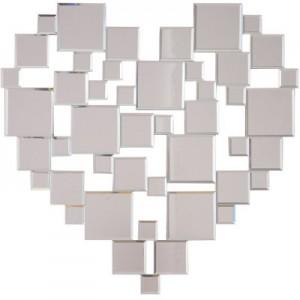 Miroir coeur – Décoration murale – Décoration | GiFi