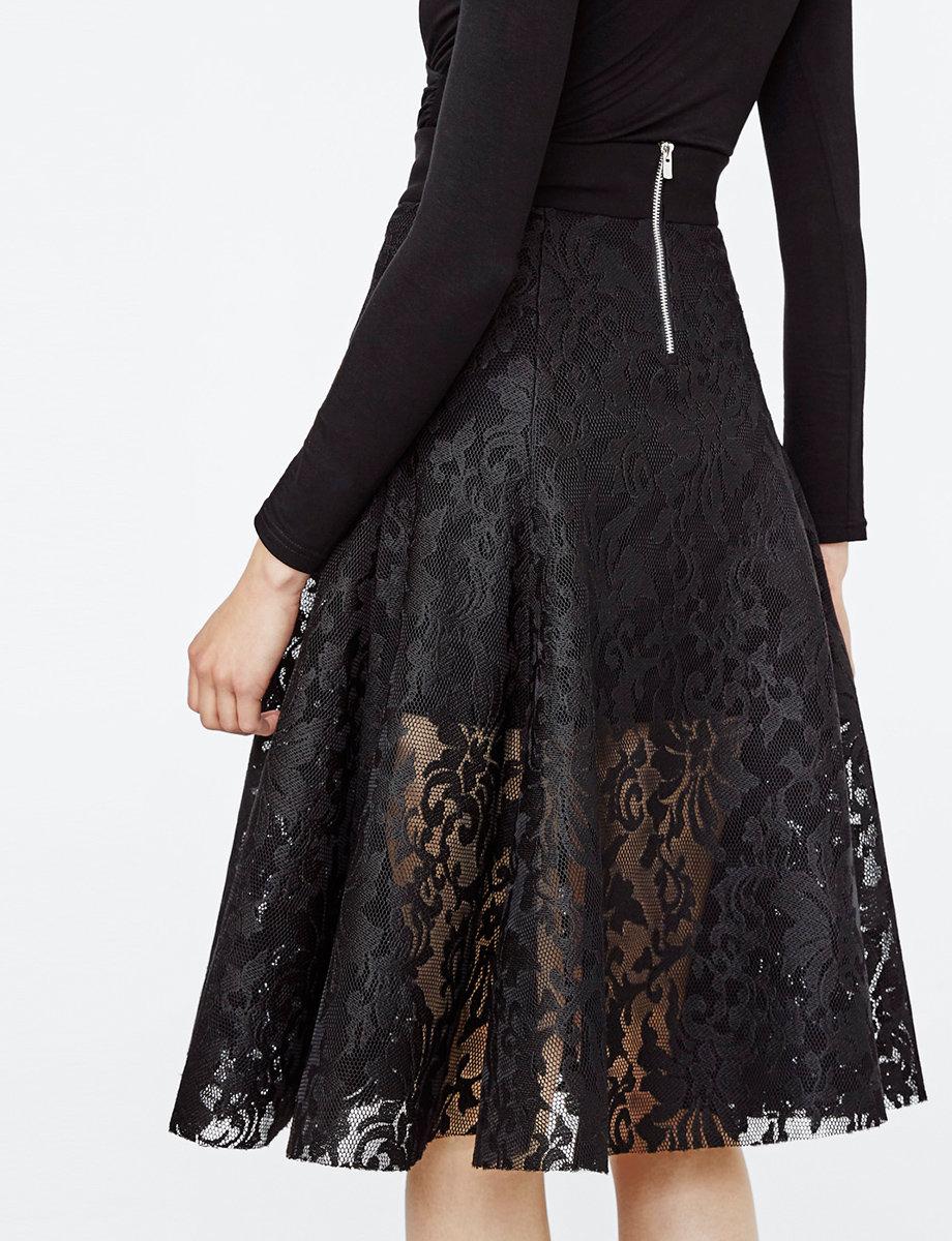 robe-soiree-noire-maje