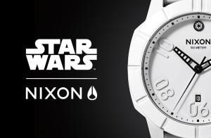 Nouvelle collection de montres Star Wars Nixon
