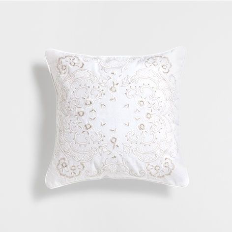 Coussin D Tail Brod Coussins D Coration Zara Home