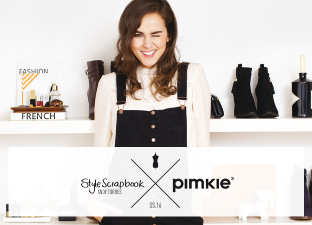 Nouvelle collection Pimkie et collab Andy Torres
