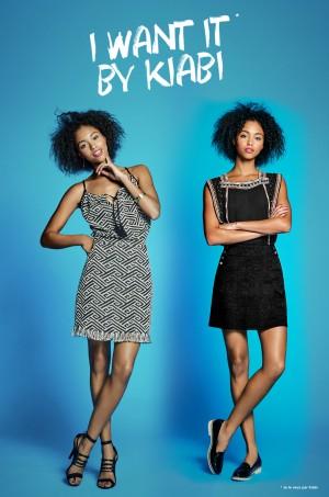 I want it by Kiabi : chaque mois une nouvelle collection