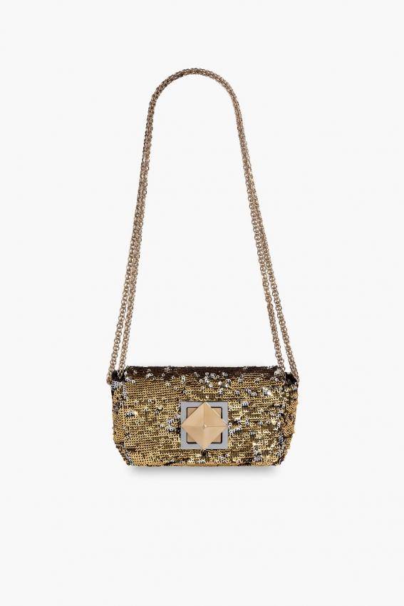 Le sac Le Copain Sonia Rykiel version automne hiver 2016