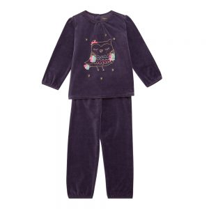 Pyjama Aubergine Jyvilette – SERGENT MAJOR
