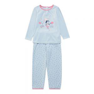 Pyjama Bleu celeste Jyvulette – SERGENT MAJOR