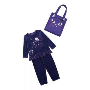 Pyjama Bleu de minuit Julaette – SERGENT MAJOR