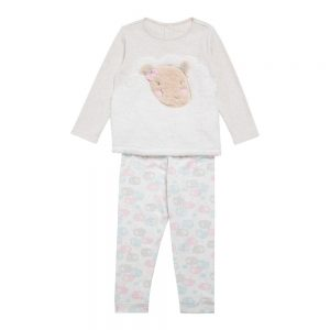 Pyjama Ecru chine Judonette – SERGENT MAJOR