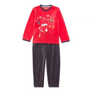 Pyjama Rouge Jysovage – SERGENT MAJOR
