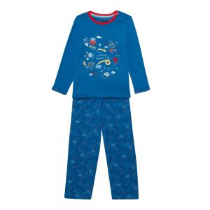 Pyjama Bleu anglais Jysimage – SERGENT MAJOR
