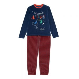 Pyjama Bleu anglais Jysillage – SERGENT MAJOR